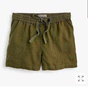 Jcrew Point Sur Shorts